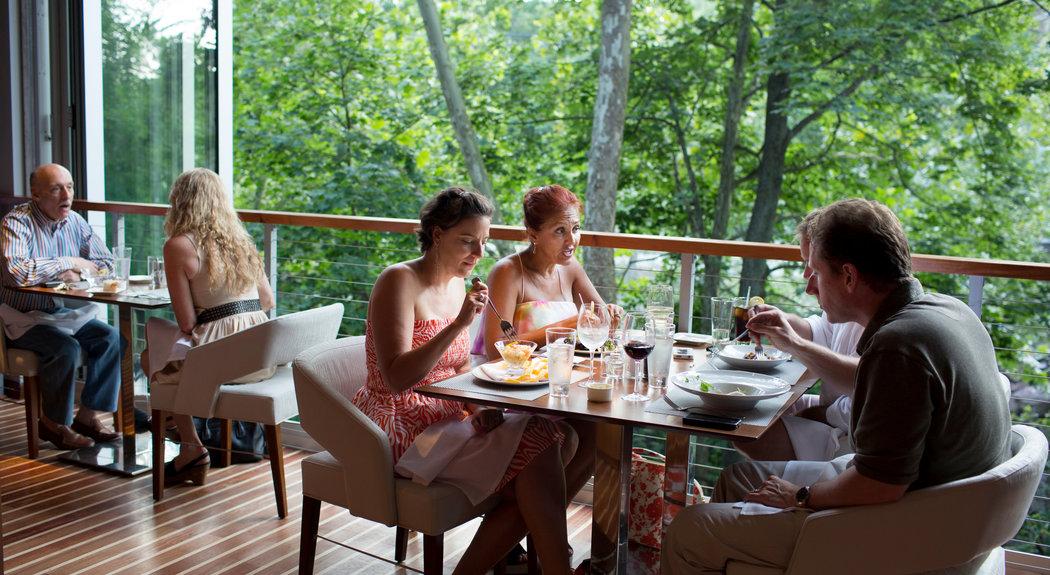 Mediterraneo Restaurant Hotel Zero Degrees Norwalk